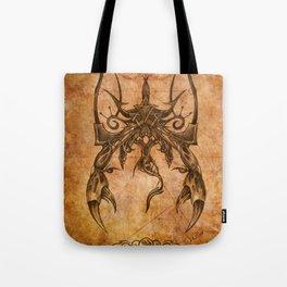 Zodiac:  Scorpio Tote Bag