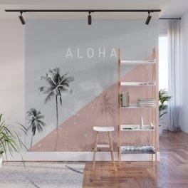 Island vibes - Aloha Wall Mural