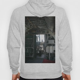 Old Helicopter Hoody
