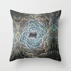 Heavenly Tunnel Throw Pillow