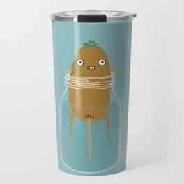 Potato Growth Travel Mug