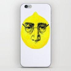 John Lemon iPhone Skin