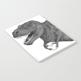 Dino Love Notebook