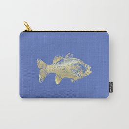 periwinkle goldfish Carry-All Pouch