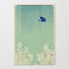 Upper Canvas Print