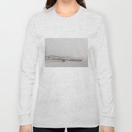 New Jersey Lifeboats Long Sleeve T-shirt