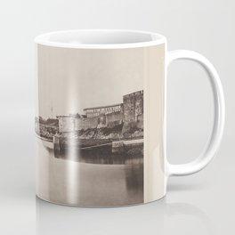 Entree du Port Militaire de Brest Les Travaux Publics de la France Coffee Mug