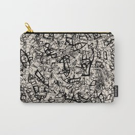 - newspaper - Carry-All Pouch