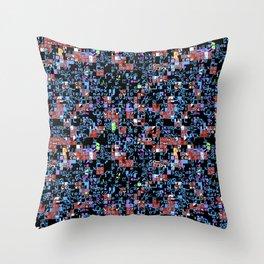 NEStalgia - Babel 1 Throw Pillow