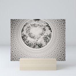 E Pluribus Unum - Capitol Rotunda Washington DC Mini Art Print