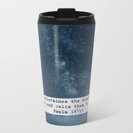 Counts the Stars Travel Mug