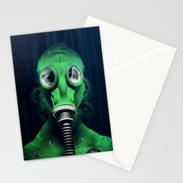 Artificial Intelligence Stationery Cards