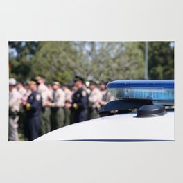 Police Rug