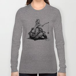 Unfit Transportation Long Sleeve T-shirt