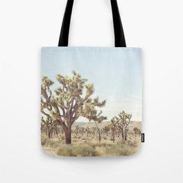 Pale Desert Tote Bag