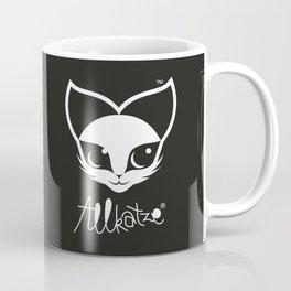 ALLKATZE * Space Cat - Weltraum-Katze - Chat d'Espace Coffee Mug