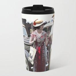 At The Races, 1937 Style Travel Mug