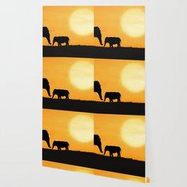 Parenting on the Horizon Wallpaper