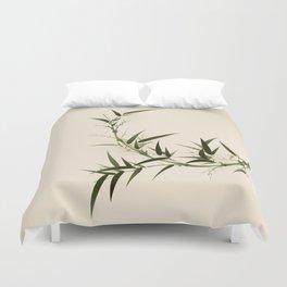 Oriental bamboo 006 Duvet Cover
