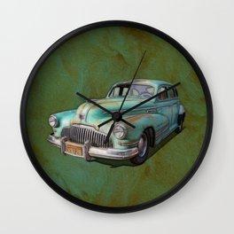 Chrysler Oldtimer Wall Clock