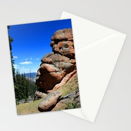 Watercolor Landscape, Lost Creek Wilderness 13, Colorado Stationery Cards