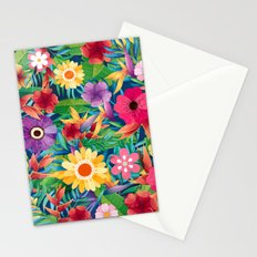 Summer Floral Dreams Stationery Cards