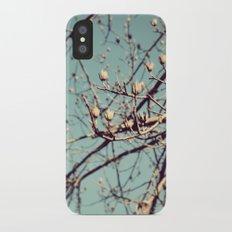 Mountain Nature iPhone X Slim Case
