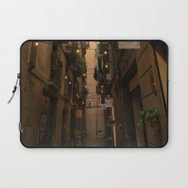 Streets of Spain Laptop Sleeve