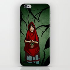 Lost in the Fog iPhone & iPod Skin