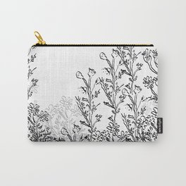 Chamomile Garden Carry-All Pouch