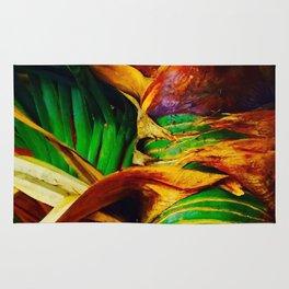Pandanus in the Tropics Rug