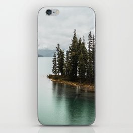 Landscape Photography Maligne Lake iPhone Skin