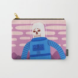 Sad Spaceman Carry-All Pouch