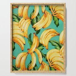 Banana Party Serving Tray