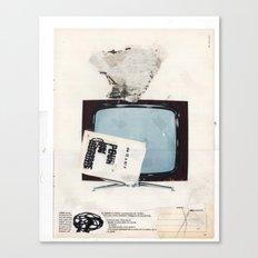 Commande Canvas Print
