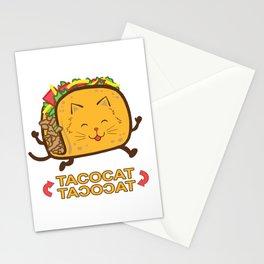 Tacocat Stationery Cards