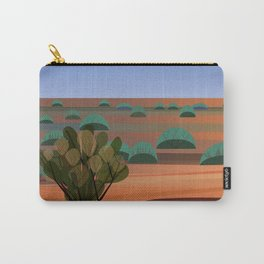 Twilight in the Desert Carry-All Pouch