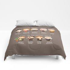 science Comforters