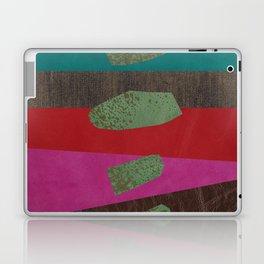levitating over the leather rainbow Laptop & iPad Skin