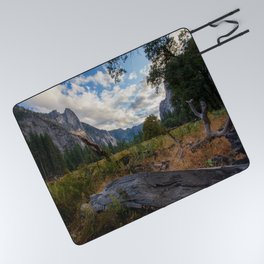 In the Valley. Picnic Blanket
