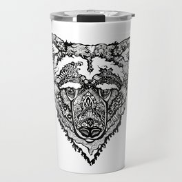 Spirit Bear Travel Mug