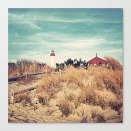 Beacons of Light Canvas Print