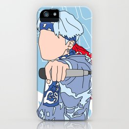 MIC DROP SUGA iPhone Case