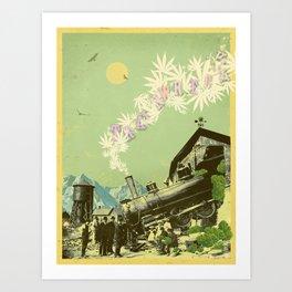TRAINWRECK Kunstdrucke