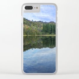 Nature. Clear iPhone Case
