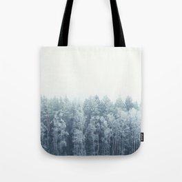 Frosty feelings Tote Bag
