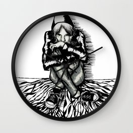 The Strain Wall Clock