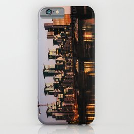 Vauxhall Twilight iPhone Case