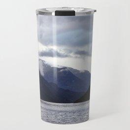 Inbetween Mountains Travel Mug