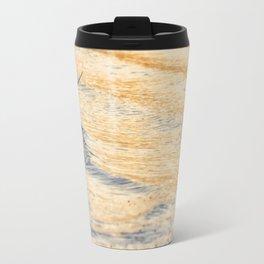 Black Skimmer Skimming Travel Mug